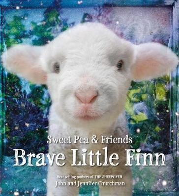 Brave Little Finn by John Churchman, Jennifer Churchman