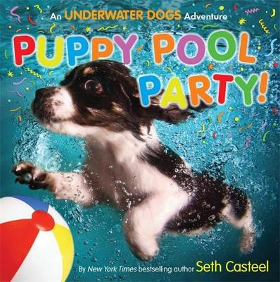 Puppy Pool Party! An Underwater Dogs Adventure by Seth Casteel
