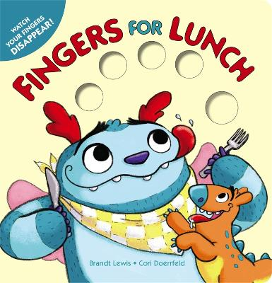 Fingers For Lunch by Brandt Lewis