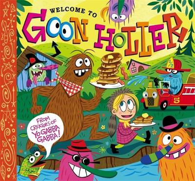Welcome to Goon Holler by Parker Jacobs, Christian Jacobs
