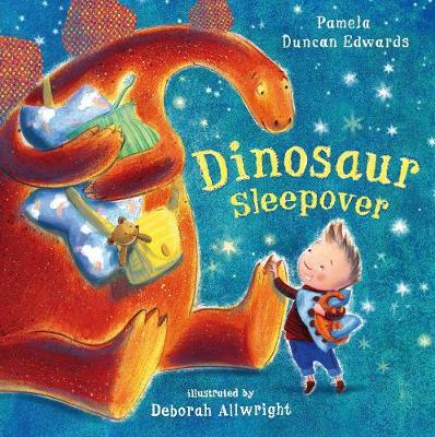 Dinosaur Sleepover by Pamela Duncan Edwards