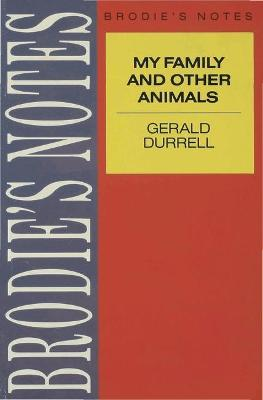 Durrell: My Family and Other Animals by Kenneth Hardacre