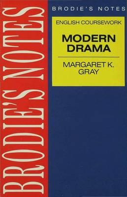 Gray: Modern Drama by Thomas Gray, Margaret K. Gray