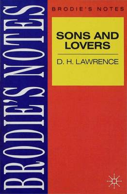 Lawrence: Sons and Lovers by Graham Handley