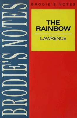 Lawrence: The Rainbow by W.S. Bunnell