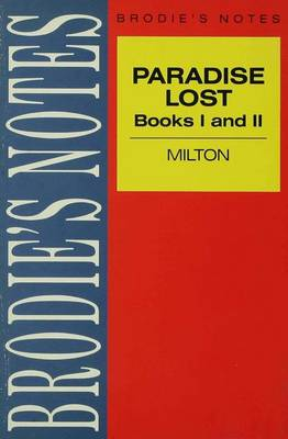 Milton: Paradise Lost by Ray Wilkinson