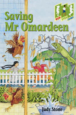 Saving Mr Omardeen Level 2 (Step) by Judy Stone