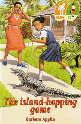 The Island Hopping Game by Barbara Applin