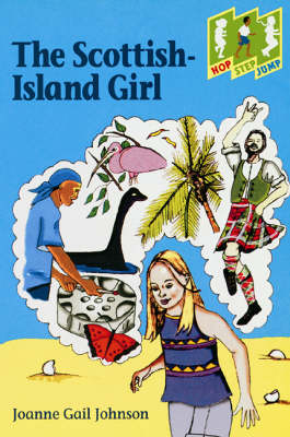 The Scottish-Island Girl Level 2 (Step) by Joanne Gail Johnson