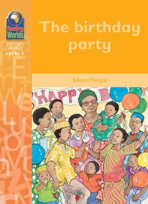 The Birthday Party by E Yongai