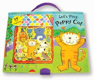 Let's Play, Poppy Cat by Lara Jones