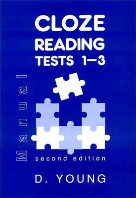 Cloze Reading Tests SPECIMEN SET by Dennis Young