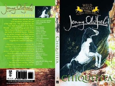 Wild Horses: 3: Chiquitita by Jenny Oldfield