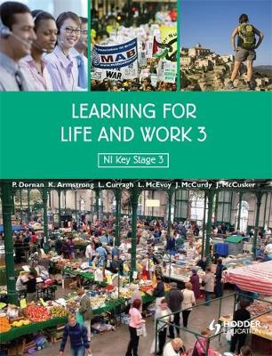 Learning for Life and Work Book 3 by John McCusker, Lesley Mcevoy, Kathryn Armstrong, Peter Dornan