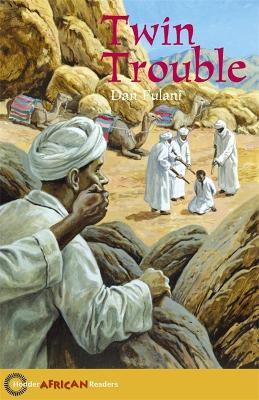 Hodder African Readers: Twin Trouble by Dan Fulani