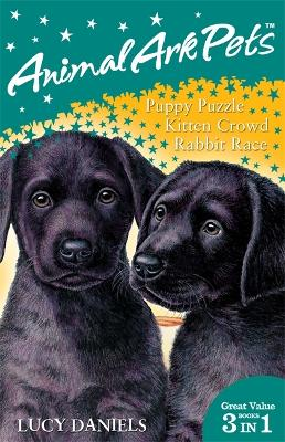 Animal Ark Pets: Animal Ark Pets Bind Up 1-3 by Lucy Daniels