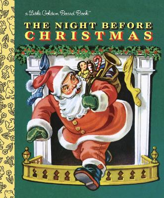 The Night Before Christmas by Clement C. Moore, Corinne Malvern