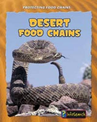 Desert Food Chains by Buffy Silverman
