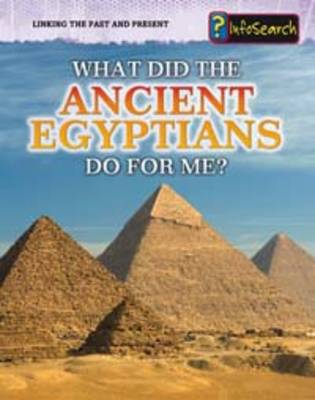 What Did the Ancient Egyptians Do For Me? by Patrick Catel