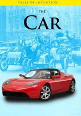 The Car by Chris Oxlade, Anita Ganeri