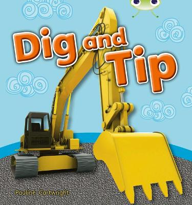BC NF Pink A Dig and Tip by Pauline Cartwright