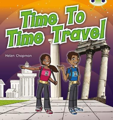 BC NF Purple A/2C Time To Time Travel by Helen Chapman