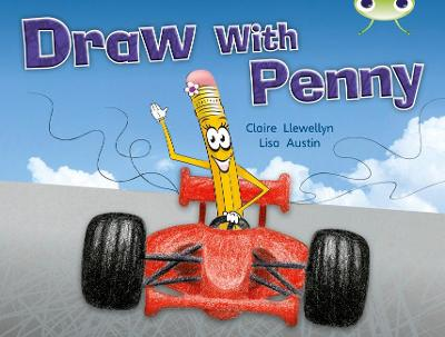 BC NF Yellow A/1C Draw with Penny by Claire Llewellyn