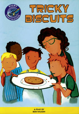 Navigator: Tricky Biscuits Guided Reading Pack by Bob Wilson, Jean Kendall