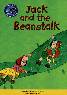 Navigator: Jack and the Beanstalk Guided Reading Pack by Chris Buckton