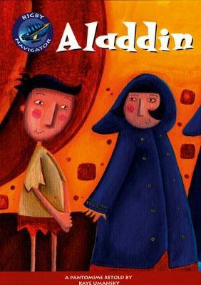 Navigator: Aladdin Guided Reading Pack by Chris Buckton