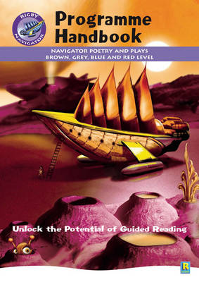 Navigator: Poetry and Plays Programme Handbook by
