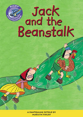 Navigator Plays: Year 5 Blue Level Jack and the Beanstalk Single by