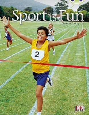 Bug Club Non-fiction Red B (KS1) Sport is Fun 6-pack by Dianne Irving