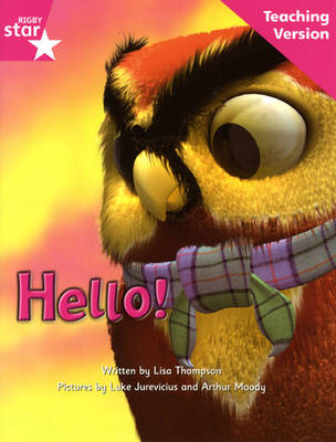 Fantastic Forest Pink Level Fiction: Hello! Teaching Version by Catherine Baker