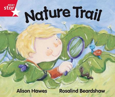 Rigby Star guided Red Level: Nature Trail Single by Alison Hawes