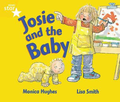 Rigby Star Guided 1 Yellow Level: Josie and the Baby Pupil Book (single) by