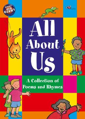 Star Shared Reception, All About Us Big Book by Chris Powling