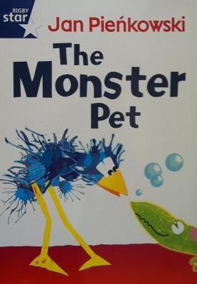 Star Shared: Reception, The Monster Pet Big Book by Jan Pienkowski