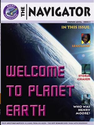 Navigator Non Fiction Yr 3/P4: Welcome To Planet Earth by