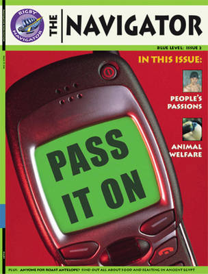 Navigator Non Fiction Yr 5/P6: Pass It On Book by