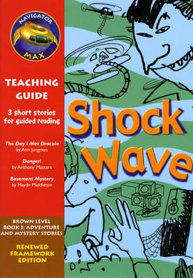 Navigator FWK: Shock Wave Teaching Guide by