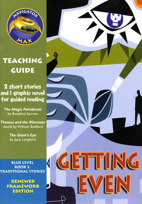 Navigator FWK: Getting Even Teaching Guide by