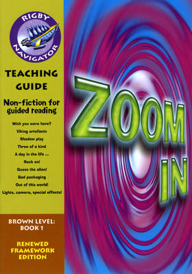 Navigator FWK: Zoom-in Teaching Guide by