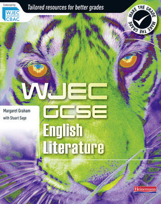 WJEC GCSE English Literature Student Book by Margaret Graham
