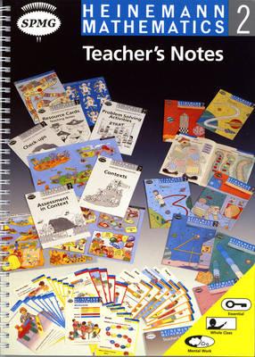 Heinemann Maths 2+ Teacher's Notes by Scottish Primary Maths Group SPMG