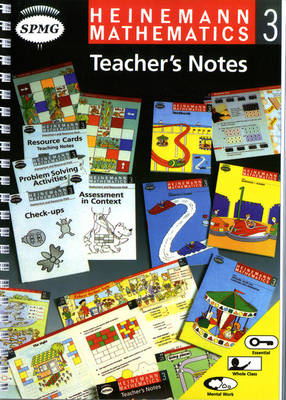 Heinemann Maths 3 Teacher's Notes by Scottish Primary Maths Group SPMG