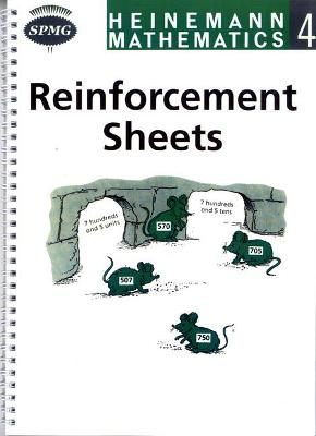 Heinemann Maths 4: Reinforcement Sheets by