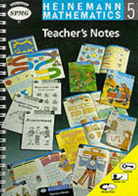 Heinemann Maths 5 Teacher's Notes by Scottish Primary Maths Group SPMG