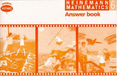 Heinemann Maths 6: Answer Book by