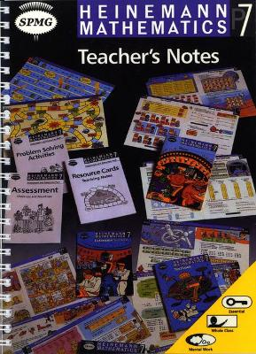 Heinemann Maths P7 Teacher's Notes by Scottish Primary Maths Group SPMG